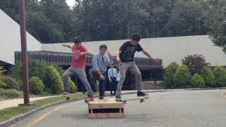 Download DIY Box Skate Sesh Video