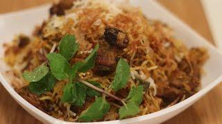 Download Mutton Biryani | 5 Best Biryanis With Chef Anupa | Sanjeev Kapoor Khazana Video