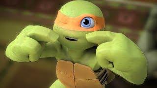 Download Teenage Mutant Ninja Turtles Legends - Part 114 - Baby Turtles Sleeping Video