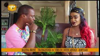 Download I want to have 3 kids - Madina Broni, Ghana's first transgender Video