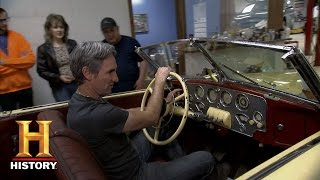 Download American Pickers: A Museum Piece Car | History Video