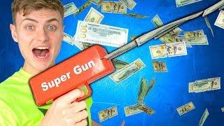 Download $10,000 MONEY GUN!! (SUPER RARE) Video