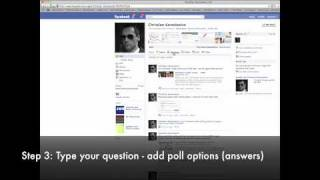 Download How to add Facebook Questions to your Facebook Page Video