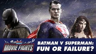 Download Batman v Superman: Fun or Failure? - MOVIE FIGHTS! Video