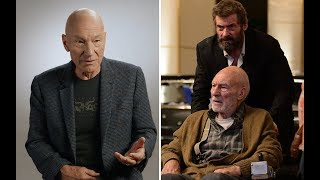 Download Patrick Stewart on the moment he knew he was done playing Professor X Video
