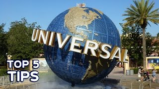 Download Top 5 Best Tips for Visiting Universal Studios Florida Video