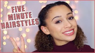 Download 5 Minute Hairstyles for Curly-Haired Girls Video