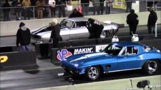 Download Tony Bynes & Mark Woodruff's Wreck at SGMP - Detroit HoodTV, DragCoverage Video
