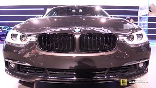 Download 2017 BMW 340i xDrive - Exterior and Interior Walkaround - 2017 New York Auto Show Video