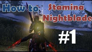Eso ps4 stam Nightblade build Free Download Video MP4 3GP M4A