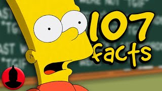 Download 107 Bart Simpson Facts YOU Should Know! (107 Facts S6 E22) | Channel Frederator Video