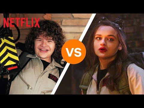 Best Of Netflix Halloween Costumes BATTLE   Netflix