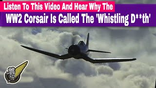 Download Listen To How The WW2 Corsair Got Its Nickname Video