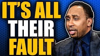 Download Stephen A. Smith's Delusional Stance On Mental Illness Video