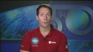 Download Thomas Pesquet en direct de Houston (30/08/16) Video