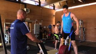 Download GB Bobsleigh Team at Olympic Training Camp in Formia Italy on the Road to Sochi Video