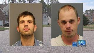 Download Newport News police arrest men suspected in nearly a dozen burglaries Video