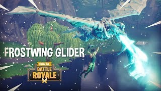 Download NEW EPIC Frostwing Glider!! Fortnite Battle Royale Gameplay - Ninja Video