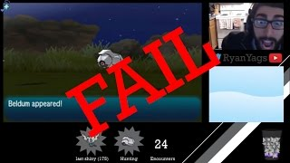 Download SOS shiny Beldum FAIL in Pokemon Sun and Moon Video