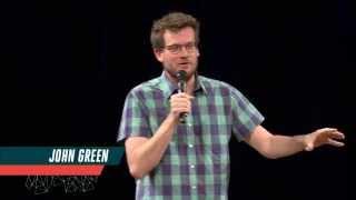 Download Why Stories Matter - John Green (NerdCon: Stories 2015) Video