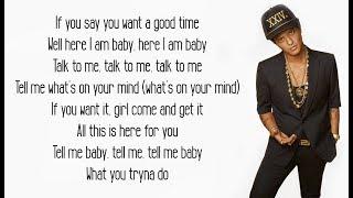 Download That's What I Like - Bruno Mars (Lyrics) Video