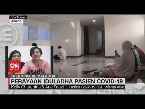 Perayaan Iduladha Pasien Covid 19