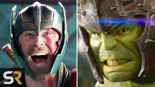 Download Things You Didn't Know About Thor And Hulk's Relationship Video
