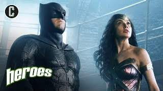 Download Did Media Coverage Hurt The Justice League Box Office? - Heroes Video