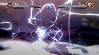 Download ALL LIGHTNING STYLE (RAITON) JUTSU - NSUNS4 Video