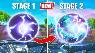 Download Loot Lake TIME TRAVEL ORB is CHANGING! (Fortnite Battle Royale) Video