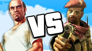 Download GTA vs COD (RAP BATTLE) Video