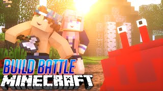 Download CRABS!? | TEAM BUILD BATTLE w/ LDSHADOWLADY | Minecraft Video