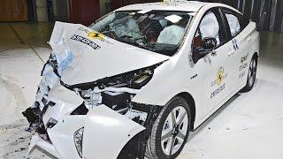 Download CRASHES: 2016 Toyota Prius Video
