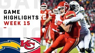Download Chargers vs. Chiefs Week 15 Highlights | NFL 2018 Video
