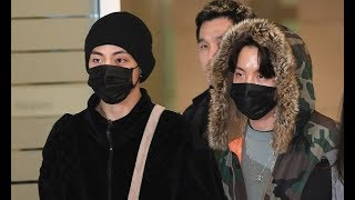Download 190212 BTS Safely Arrived ICN Airport from LAX after the Grammys 2019 Video
