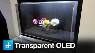 Download Exclusive look at LG's Transparent OLED and more at CES 2017 Video