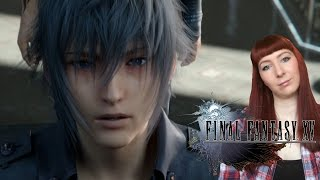 Download Final Fantasy XV PS4 PRO Let's Play Walkthrough Gameplay Part 1 - On The Road Video