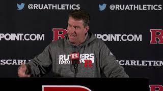Download RVisionRU: John Mcnulty Game Week Press Conference - Buffalo Video