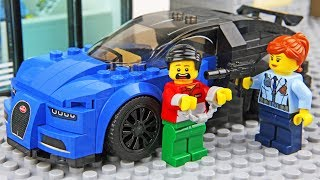 Download Lego Car Robbery - Invisible Man 2 Video