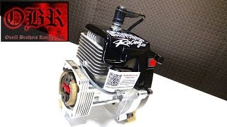Download RC ADVENTURES - OBR 9.7hp Full Mod 38cc WiDOWMAKER Gas Engine - Mesh Mod & Kill Switch Install Video