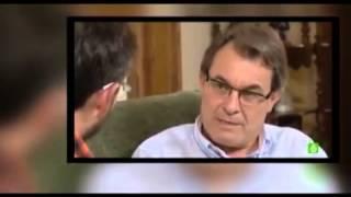 Download Jordi Évole se carga en 2 minutos el sueño independentista de Artur Mas. Video