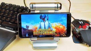 Download Pubg Mobile на Клаве и Мышке! GameSir X1 Конвертер Клавиатуры и Мышки для мобильных устройств Video