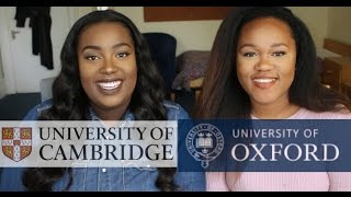 Download HOW WE GOT INTO OXFORD & CAMBRIDGE   OUR EXPERIENCE & TIPS Video