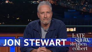 Download Jon Stewart Won't Let Mitch McConnell Off That Easy Video