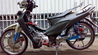 Download Motor Trend Modifikasi | Video Modifikasi Motor Honda Karisma Keren Abis Terbaru Video