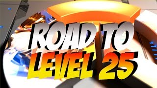 Download OVERWATCH: ROAD TO LEVEL 25 Video