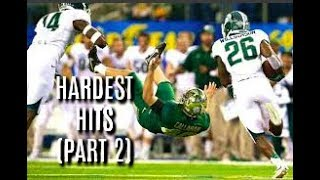 Download Hardest Football Hits Of All Time (Best on YouTube) Part 2 || HD Video