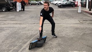 Download ONE CHANCE on a ONE WHEEL! Video