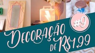Download Decoração com objetos de R$1,99 - #9 Video