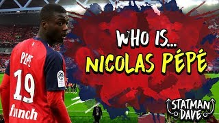 Download Who is Nicolas Pepe? And Why Have Arsenal Signed The Winger? Video